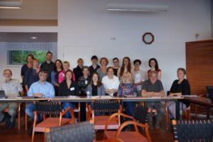 DANASWAC's 13th Meeting